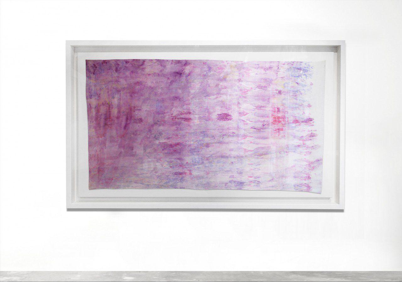 Marcin Rusak - Flower printed silk