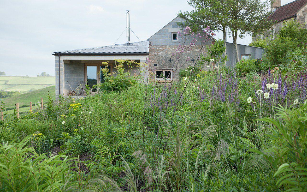 Dan Pearson's Somerset garden