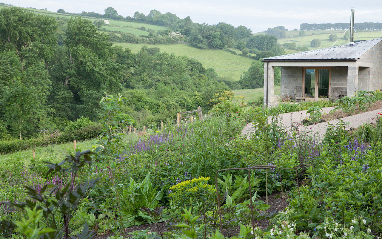 Dan Pearson's Somerset garden 2017