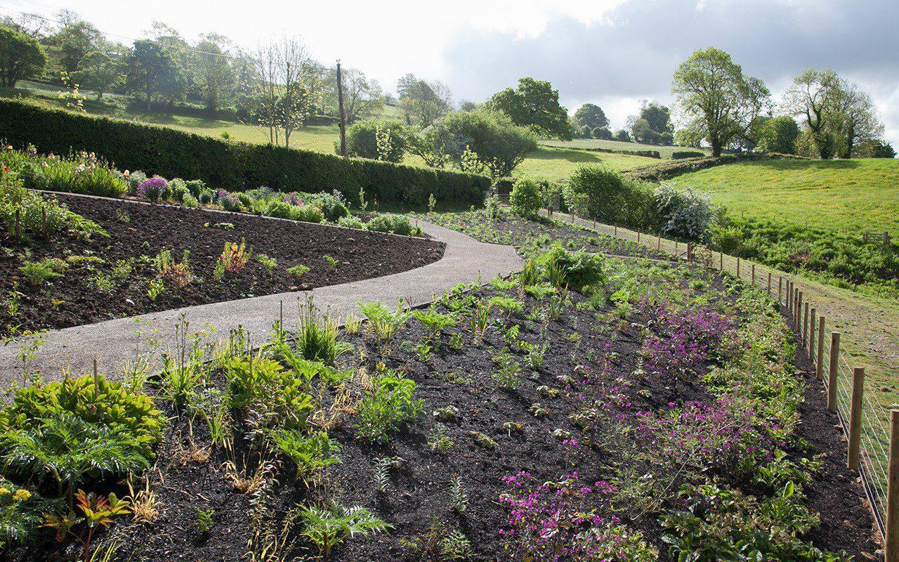 Dan Pearson's Somerset garden May 2017