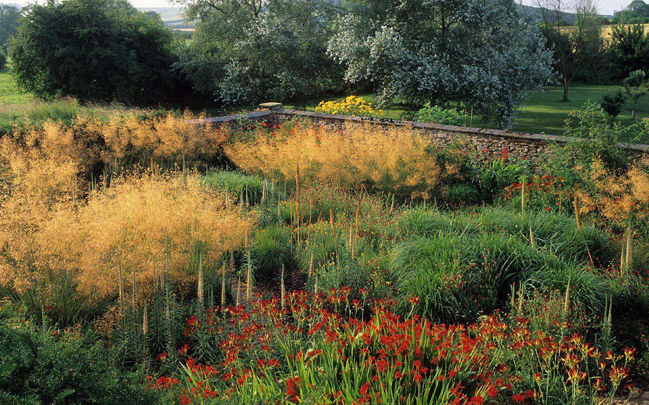 The Barn Garden at Home Farm by Dan Pearson. Photo: Nicola Browne.
