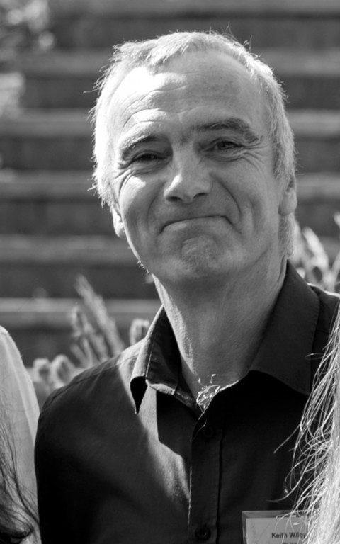 Keith Wiley. Photo: Huw Morgan