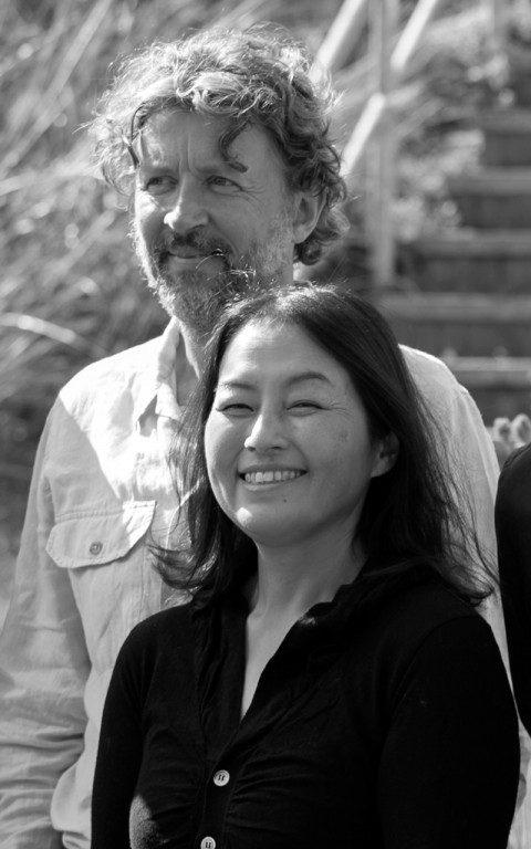 Dan Pearson & Midori Shintani. Photo: Huw Morgan