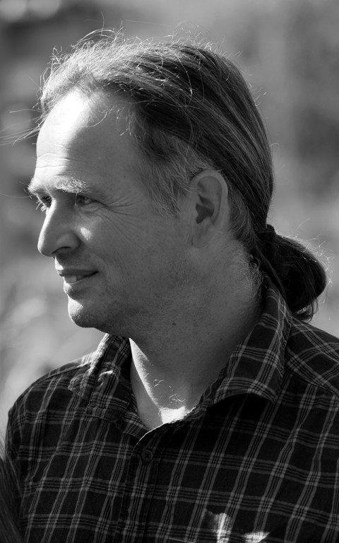 Peter Korn. Photo: Huw Morgan